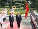 Việt Nam - Australia phối hợp lập trường trong vấn đề Biển Đông