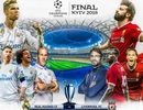 Real Madrid - Liverpool: Giấc mơ nơi thiên đường