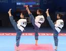 Việt Nam giành 2 HCV giải Taekwondo châu Á 2018