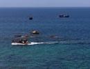 Bỏ thuyền giữa biển, 1 ngư dân mất tích bí ẩn