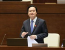 Dự kiến Bộ trưởng Giáo dục, Giao thông đăng đàn trả lời chất vấn