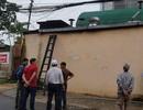 Lên mái nhà sửa ống khói, người đàn ông bị điện giật nguy kịch