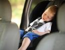 Cả trong bóng râm, nội thất xe hơi có thể trở nên nóng chết người