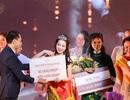 Hoa khôi Lê Ngọc Thùy Dương giao lưu cùng các doanh nhân tương lai