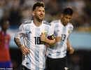 Messi lập hattrick, Argentina thắng trận giao hữu tiền World Cup