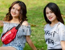 """""""Sốt"""" với nhan sắc xinh đẹp 3 cô con gái tuổi cập kê của ca sĩ Tú Dưa"""