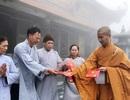 Theo chân các tăng ni về đỉnh thiêng Fansipan trong mùa Phật đản