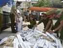 Bắt giữ gần 7000 bao thuốc lá ngoại nhập lậu