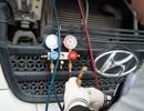 Kỹ sư Hyundai chăm sóc xe tải, xe khách miễn phí tại Việt Nam
