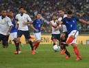 Đội tuyển Pháp và cuộc thử lửa chất lượng với Italia trước thềm World Cup 2018
