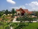 Cận cảnh biệt phủ trái phép của cán bộ công an huyện Vĩnh Lộc