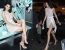 Kendall Jenner diện váy xuyên thấu sexy