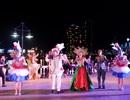 """Đà Nẵng: Sôi động lễ hội Carnival """"Huyền thoại những cây cầu"""""""
