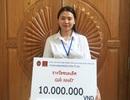 Nữ sinh Sài Gòn chiến thắng cuộc thi hùng biện tiếng Thái Lan toàn quốc 2018