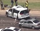 Xe tự lái của Google dính tai nạn