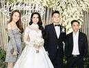 """Cường Đô la và bạn gái cùng hội bạn """"nhà giàu"""" dự đám cưới Diệp Lâm Anh"""