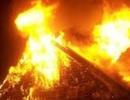 Không trộm cắp được tài sản, châm lửa đốt nhà