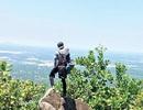 Vượt đường mòn chinh phục đỉnh núi cao nhất Đồng Nai