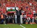 HLV Arsene Wenger nghẹn ngào phát biểu chia tay Arsenal