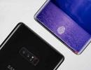 Samsung ra mắt Galaxy Note 9 sớm hơn, tích hợp cảm biến vân tay vào màn hình