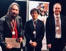Lưu Hồng Quang đoạt giải Nhì cuộc thi piano quốc tế