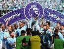 Man City tưng bừng giương cao cúp vô địch Premier League