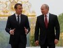 """Tổng thống Pháp muốn đối thoại """"lịch sử"""" với ông Putin"""