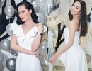 Choáng với nhan sắc sau sinh của Hoa hậu cưới đại gia hơn 16 tuổi