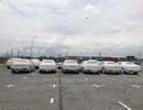 Lô siêu xe trăm tỉ phơi nắng tại cảng Hải Phòng