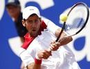 Vượt qua Nishikori, Djokovic khởi đầu mạnh mẽ ở Madrid Open