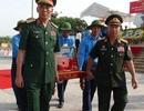 Truy điệu và an táng 18 hài cốt liệt sĩ, chuyên gia Việt Nam hy sinh tại Lào
