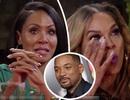 Cuộc chuyện trò đẫm nước mắt của hai người vợ trong cuộc đời Will Smith