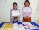Bắt 2 đối tượng vận chuyển 34.000 viên ma túy tổng hợp
