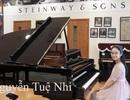 Nguyễn Tuệ Nhi - Cô bé dành tình yêu mãnh liệt với cây đàn Piano