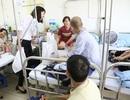Công ty Delta Việt Nam tổ chức từ thiện tại Viện Huyết Học truyền máu Trung ương