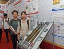 Độc đáo những sản phẩm nghiên cứu khoa học của sinh viên Bách khoa Hà Nội
