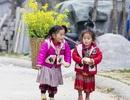 Ảnh đẹp trẻ em vùng cao: Hồn nhiên ánh mắt trong veo nụ cười