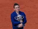 Simona Halep rơi lệ cho lần đầu vô địch Roland Garros