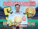 Ăn mì Hảo Hảo trúng bóng vàng liền tay