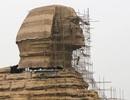 """Ai Cập """"nóng mặt"""" vì tượng nhân sư """"nhái"""" xuất hiện ở Trung Quốc"""
