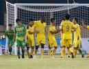 Khánh Hoà đánh bại Cần Thơ để vươn lên đứng thứ ba V-League