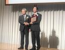 Bác sĩ đầu tiên được giải thưởng Nikkei châu Á trong lĩnh vực khoa học công nghệ