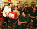 Hơn 355,4 tỷ đồng tặng quà cho người có công nhân Ngày thương binh liệt sĩ