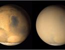 Sao Hỏa đang bị nhấn chìm như thế nào?
