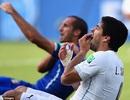 Mỗi lần dự World Cup, Luis Suarez tạo nên một scandal