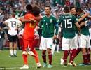 Đức 0-1 Mexico: Cơn địa chấn tại Luzhniki
