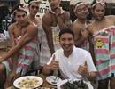 Nhà hàng Thái Lan gây sốt với những anh chàng phục vụ nóng bỏng mùa Word Cup