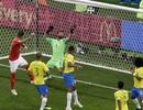 Những điểm nhấn trong trận hòa bất lực của Brazil trước Thụy Sỹ