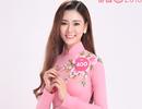 30 người đẹp Hoa hậu Việt Nam 2018 khoe nét thanh xuân trong tà áo dài