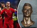 Tượng xấu xí của C.Ronaldo bất ngờ bị thay thế